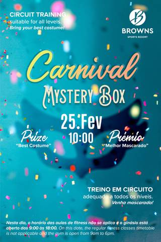 Carnival - Mystery Box