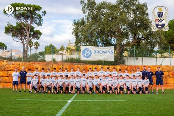 Methodist College Belfast does Medallions' Rugby Tour to Portugal