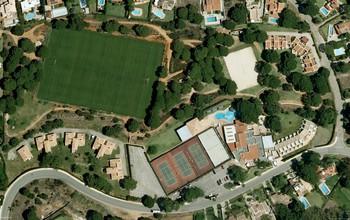 Resort on Google Earth — 2007