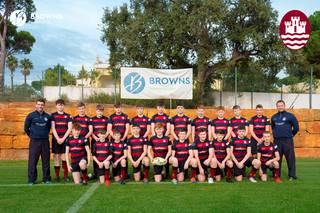 Carrickfergus Grammar School back to Browns for the 5th time