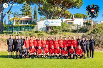 Team » Austrian Womens Football U17 (February/2020)