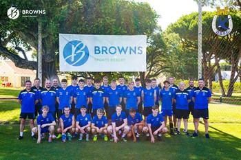 Team » Dungannon Swifts FC U20's (July/2020)