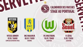 Servette FC VS RKC Waalwijk