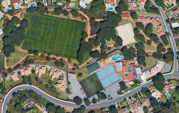 Resort on Google Earth — 2015