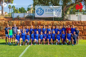 Team » French Rugby Federation - Sevens - Women (August/2019)