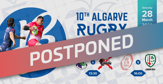 10th Algarve Rugby Festival - New date to be confirmed